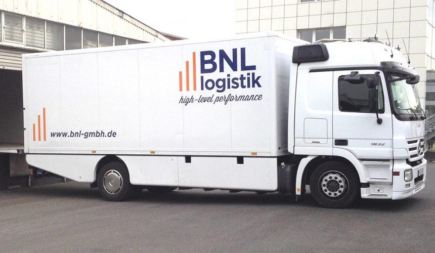 Die neue BNL Logistik Webseite ist online